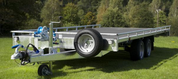 Vlemmix biltrailer AT406