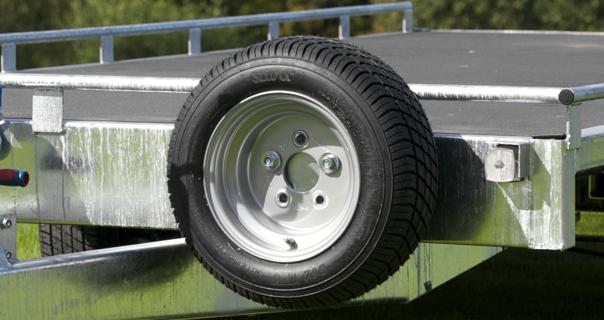 Reservhjul och reservhjulshållare